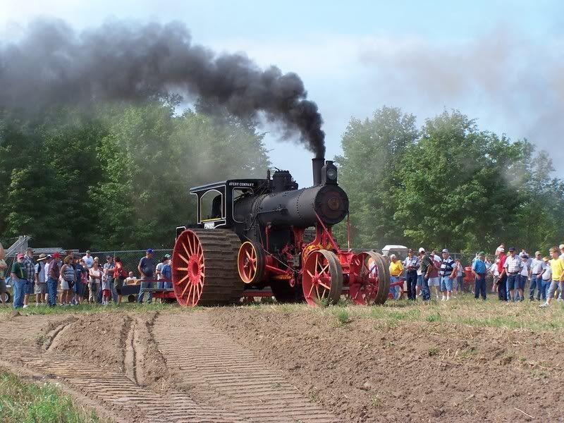 Buckley Steam Engine Show