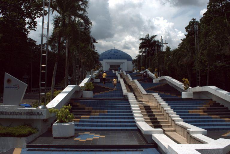 Reaching For Stars Planetarium Negara Kuala Lumpur Exposure Time Top Camera Planetarium