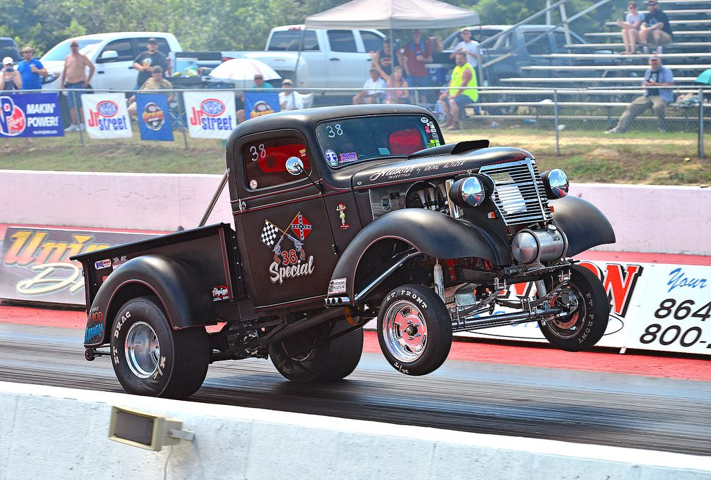 The 38 Special Chevy Pickup Ger Thumpr455 Tags Chevrolet 2017 Steelinmotion Nostalgia Race Car Show Unioncountydragway Union Sc Southcarolina