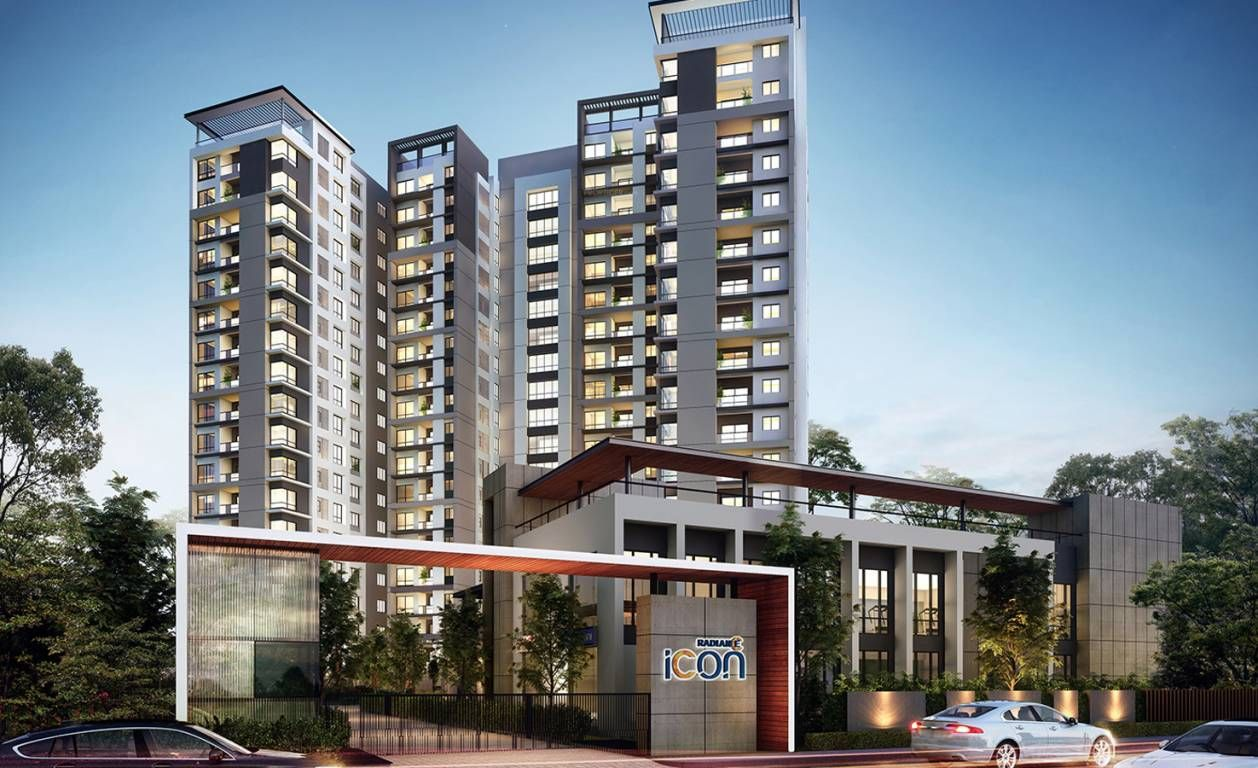 Radiance Realty Developers offering latest apartments for