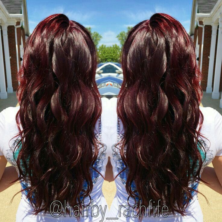 Cherry Cola Hair Color Find Your Perfect Hair Style