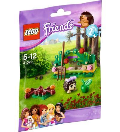 Lego 41020 Siilin piilopaikka   Karkkainen.com verkkokauppa. 4,50 €