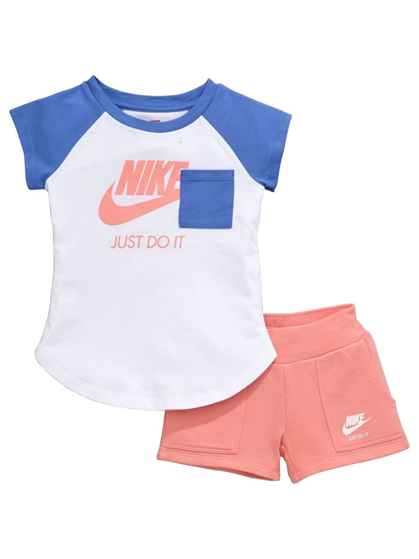 Nike Baby Girl Clothes Washing Instructions Machine Washable100% Cotton  Littlewood