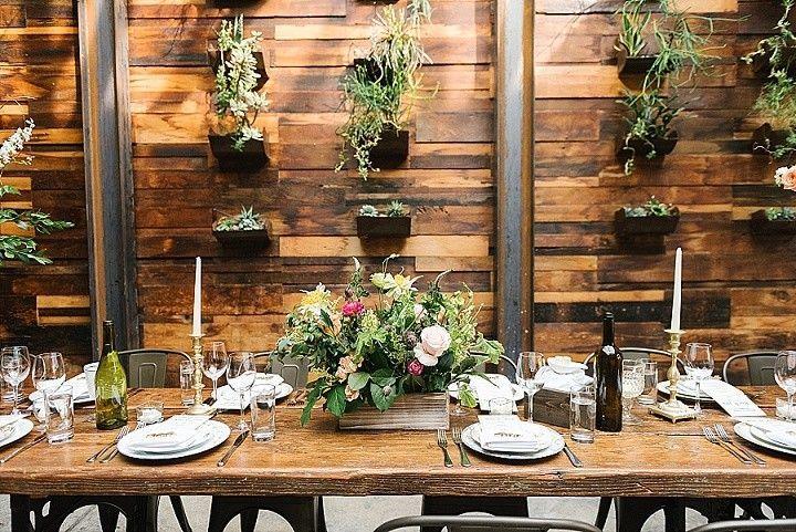Rita and Joey's Laid Back and Stylish City Winery Wedding