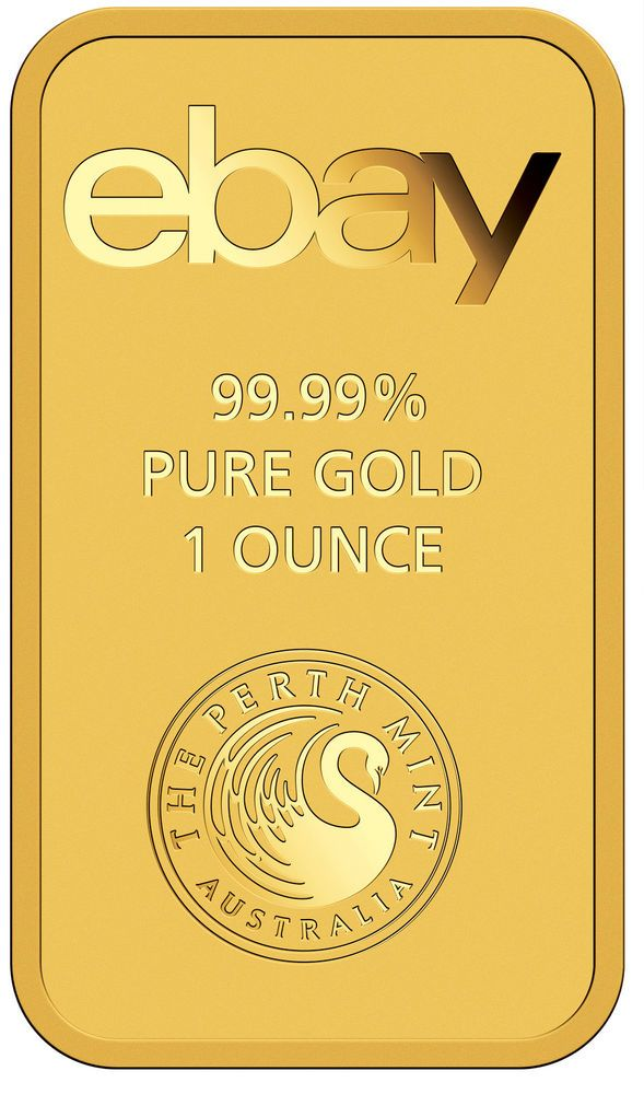 Ebay Perth Mint 1oz Gold Bar 9999 Fine Gold In Assay Card Gold Bullion Bars Gold Bar Gold Bullion