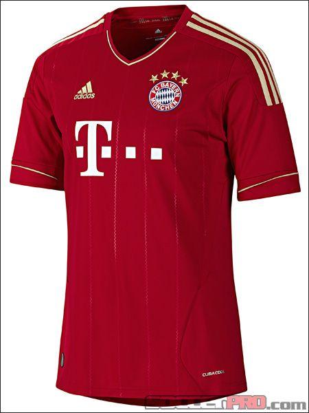 adidas Bayern Munich Home Jersey - 2011-2012... 71.99  f85505ad244cf