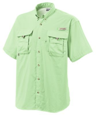 e58575f785b Columbia Bahama II Short Sleeve Shirt with Omni-Shade for Men - Key West - M