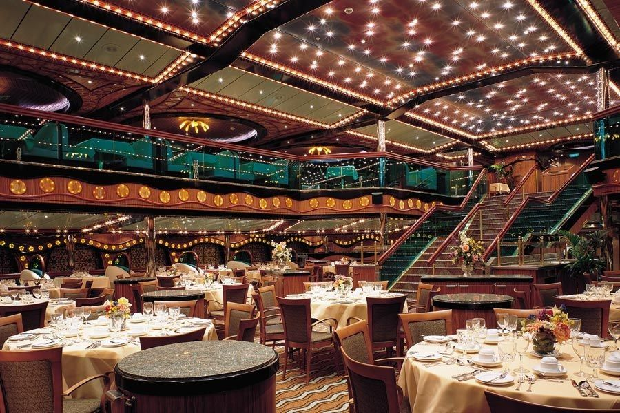 Elation Number Room Carnival Cruise Carnival Elation Ресторан - Elation cruise ship rooms