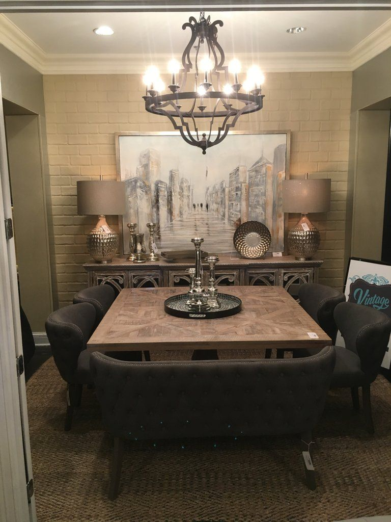 Brisbane 59 Quot Square Dining Table New White Wash In 2019