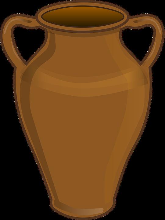 Clay Pot Free Images On Pixabay Clip Art Clay Jar Jar Image