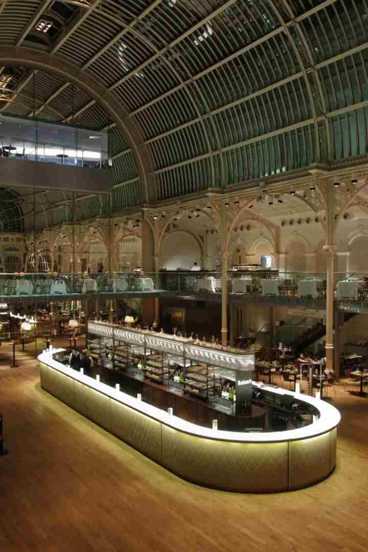 B3 - Royal Opera House Interiors | 인테리어, 라운지, 조명