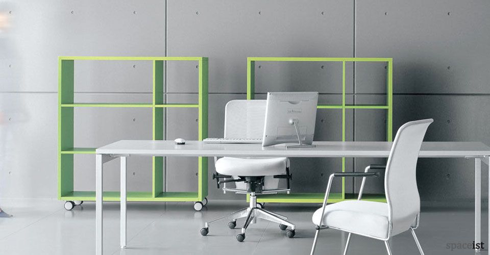 XL green mobile office storage / ORDER NOW FROM SPACEIST | OFFiCE ...