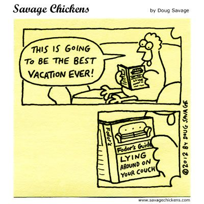The Best Vacation Ever (via Savage ens) #fodors | Fodor's ...