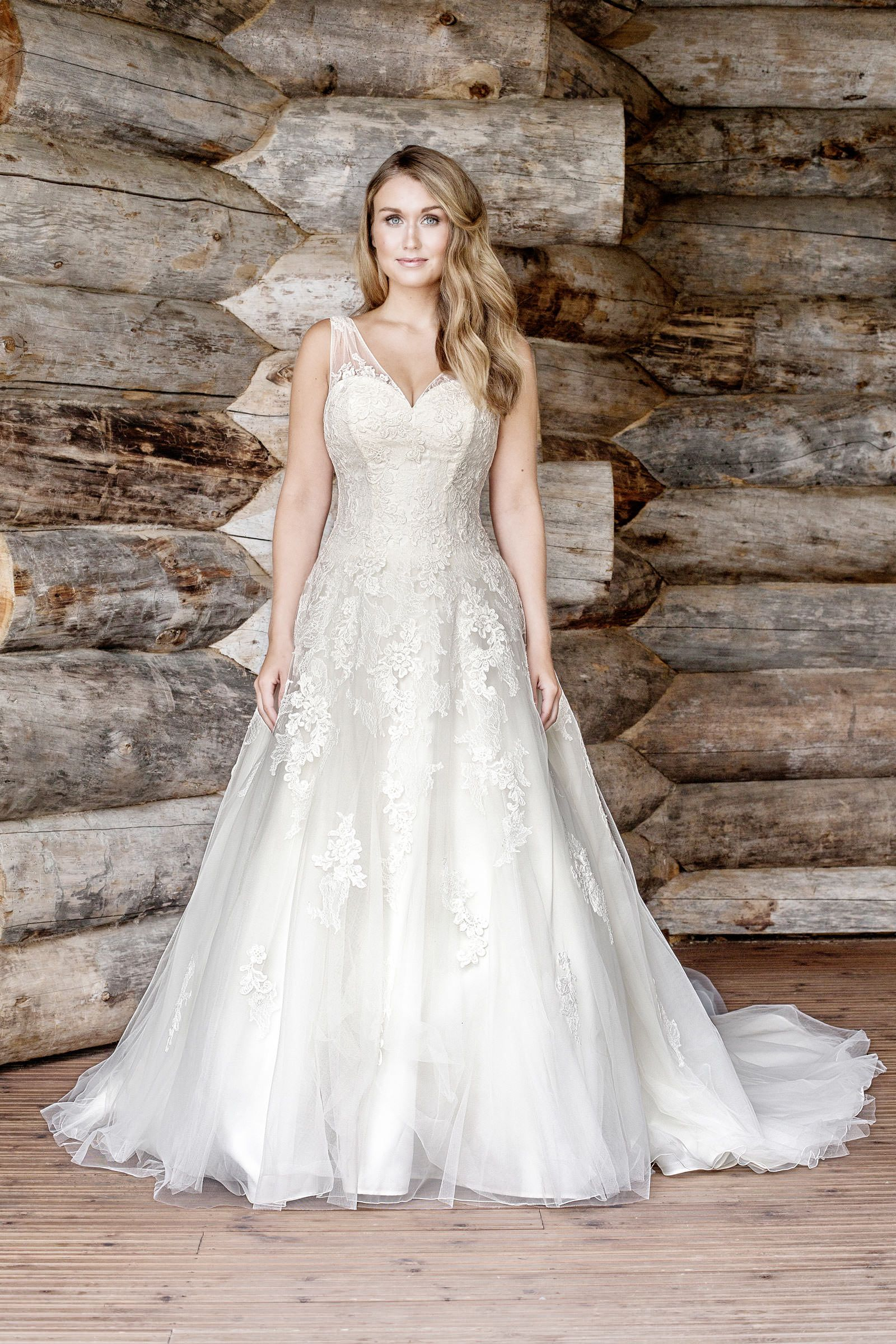 Alina-V5809 – Victoria & Vincent | Brautkleid | Pinterest | Wedding ...