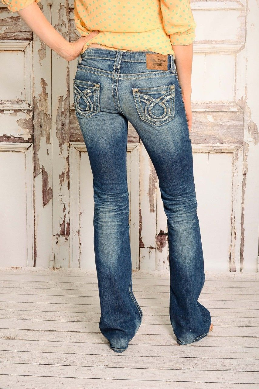 The Jean Girl - Big Star Jeans (Liv), $64.99 (http ...