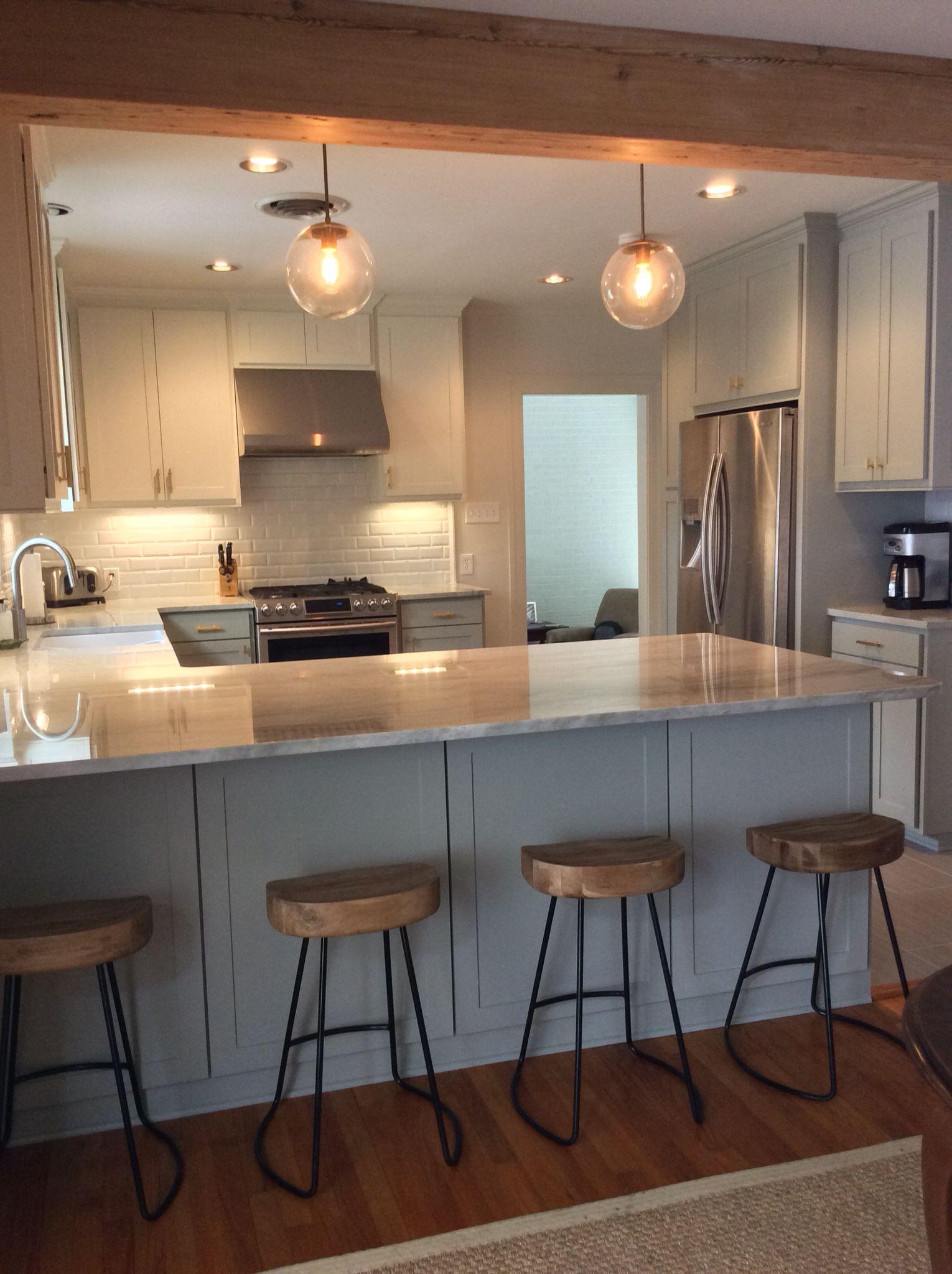 Sea pearl quartzite countertops | kitchen | Pinterest | Küche