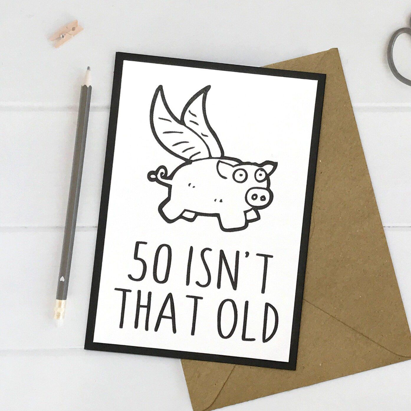 Excited to share this item from my etsy shop th birthday card