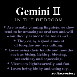 qualities of a gemini horoscope