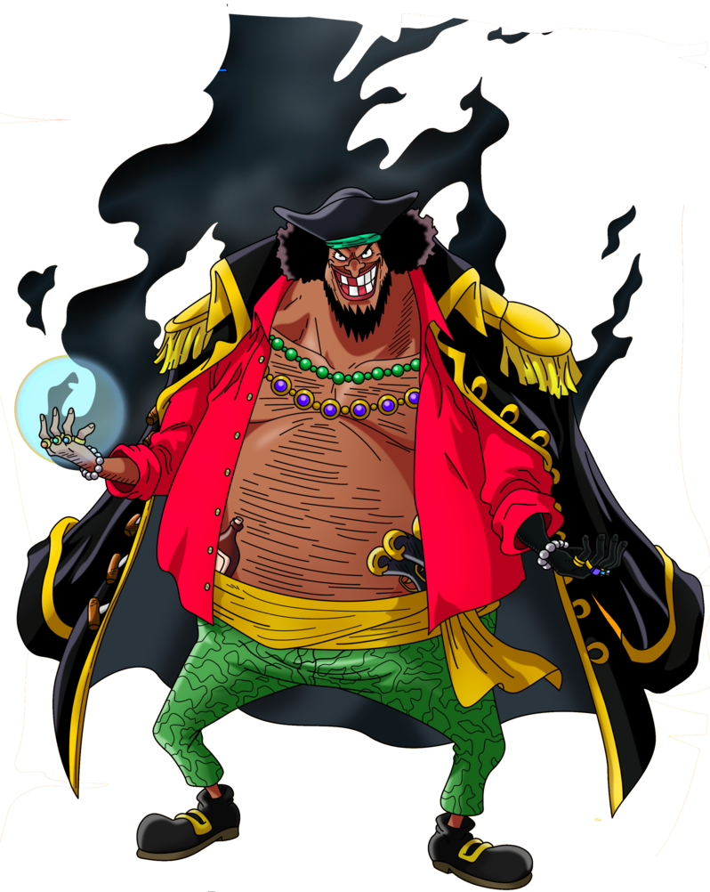 blackbeard one piece
