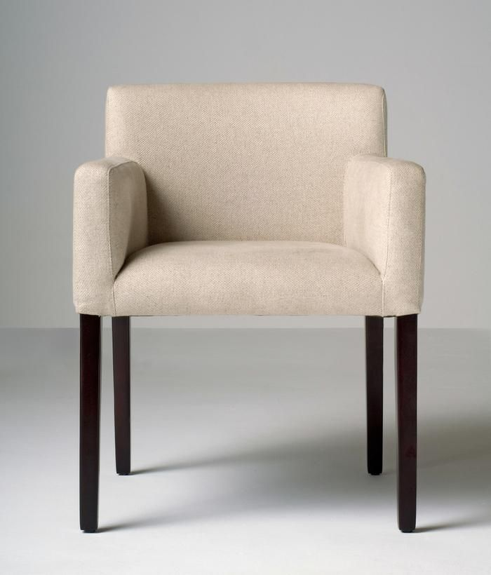 Centro Dining Chair With Arms   Available N A Variety Of Fabrics. Like This  But With