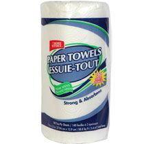 Bulk The Home Store Paper Towels At Dollartree Com Towel Dollar