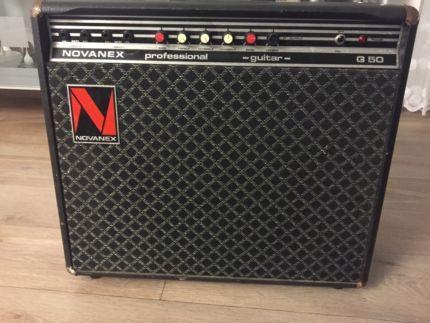 NOVANEX professional -guitar- G50 in Hamburg - Steilshoop - gebrauchte k chen leverkusen