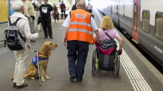 Pour modifier les gares suisses il faut 7 milliards
