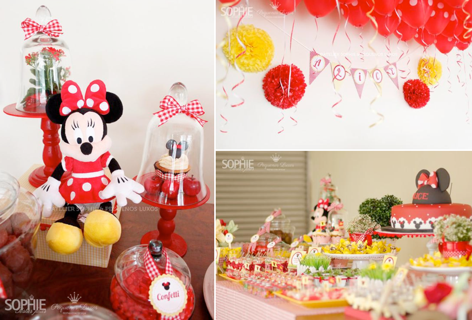 Minnie mouse girl 2nd birthday party planning ideas for 2nd birthday decoration ideas