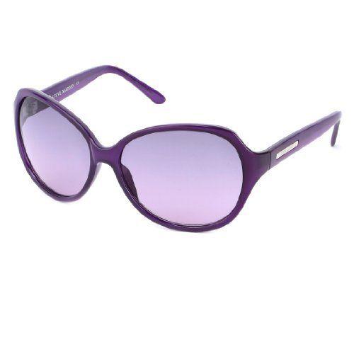 07071cfec4 Steve Madden S1004 Designer Plastic Frame Sunglasses - Purple Steve Madden.   29.00