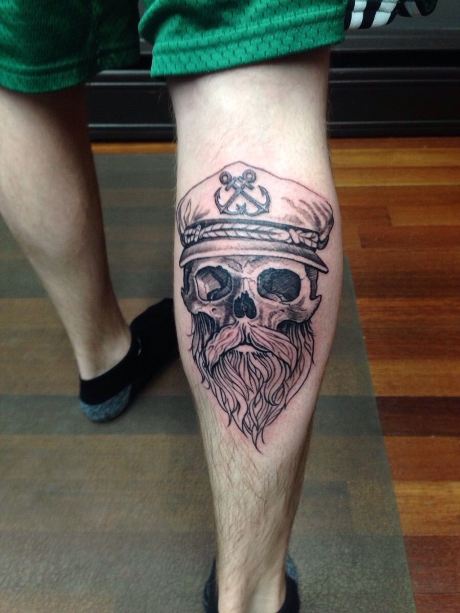 Super fresh dead sailor by Phil at RLMG Tattoos in Vernon, CT