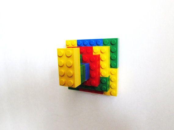 LEGO® Robe Hook, Towel Hook, Hat Hook, Coat Hook, Bathroom,