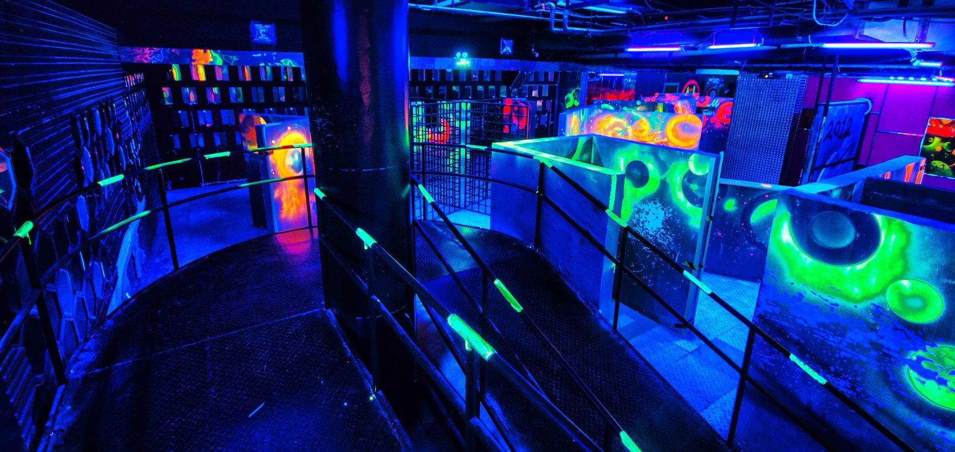 X Club Laser Tag Arena Plus Bar What Could Be Better