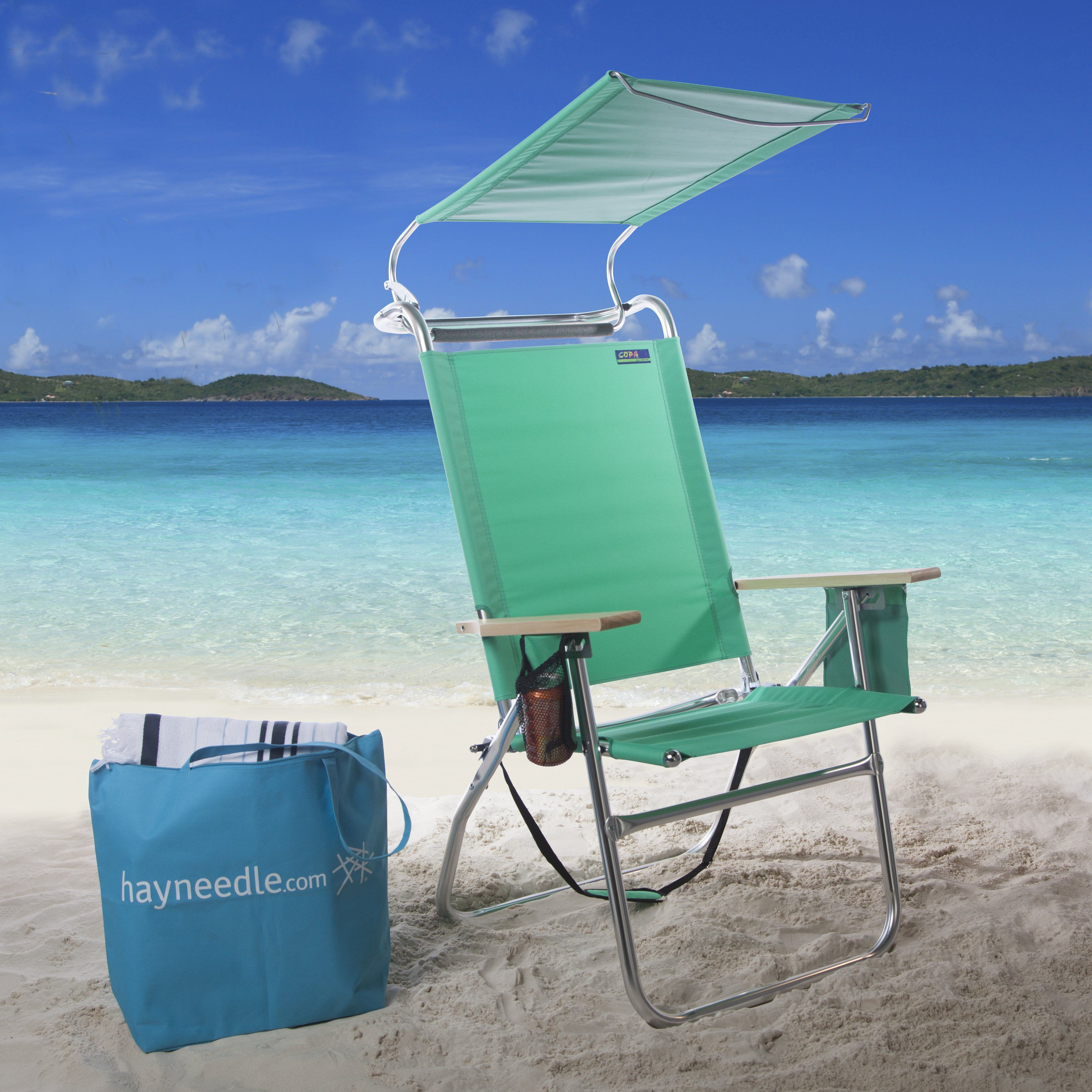 have to have it copa 4 position big tycoon canopy beach chair