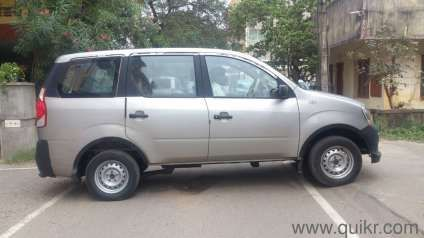 Mahindra Xylo D2 2012 T Board Single Owner Silver Colour For Sale