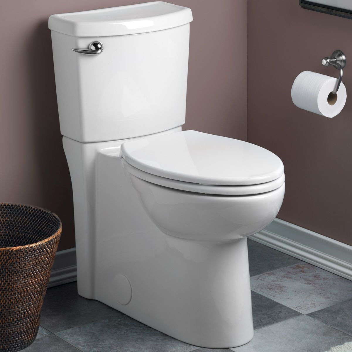 Toilets Cadet 3 Flowise Right Height Elongated Toilet 1 28gpf White With Images Small Shower Remodel Shower Remodel American Standard