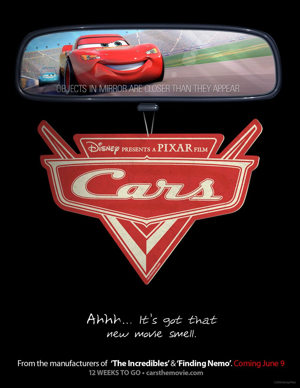 life is a highway | Disney | Cars 2006, Movie posters, Animated