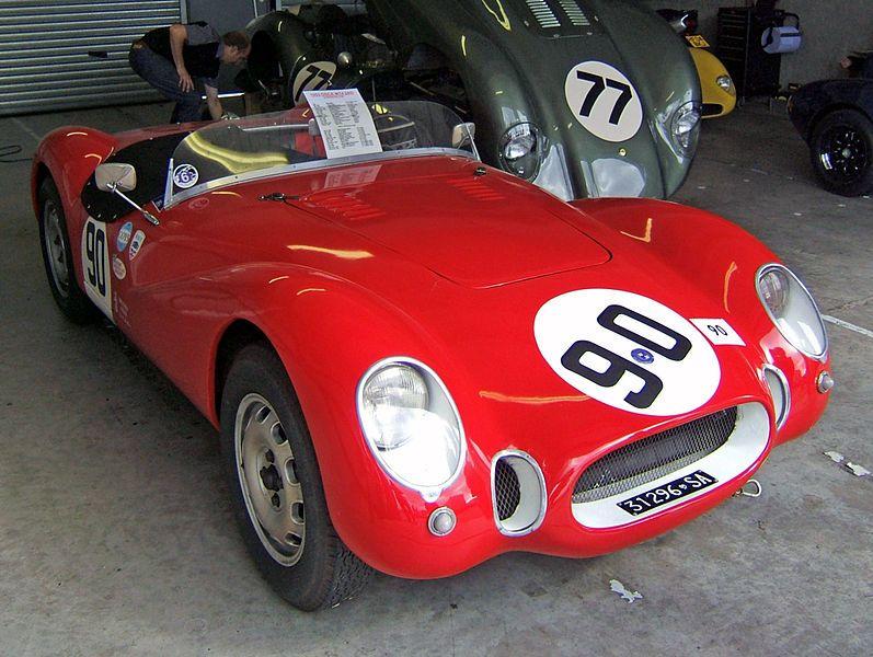 O S C A Mt4 1947 The Maserati Bros First Car Classic Sports
