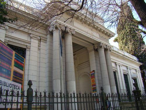 Biblioteca Antonio Devoto, Ciudad Autónoma de Buenos Aires.