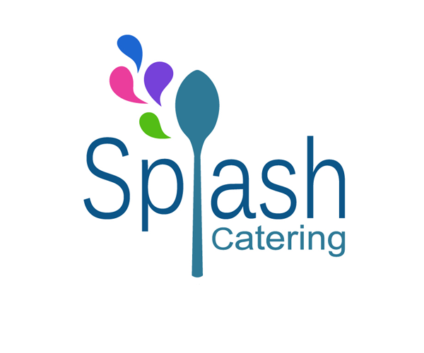splash catering logo ideas free catering design pinterest rh pinterest com catering lagos catering logos free download