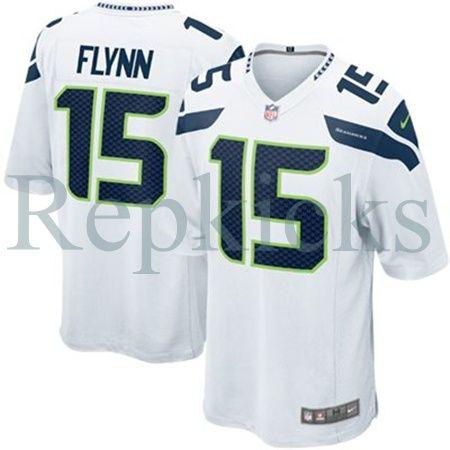 nike matt flynn seattle seahawks game jersey white for sale online 19.99 www
