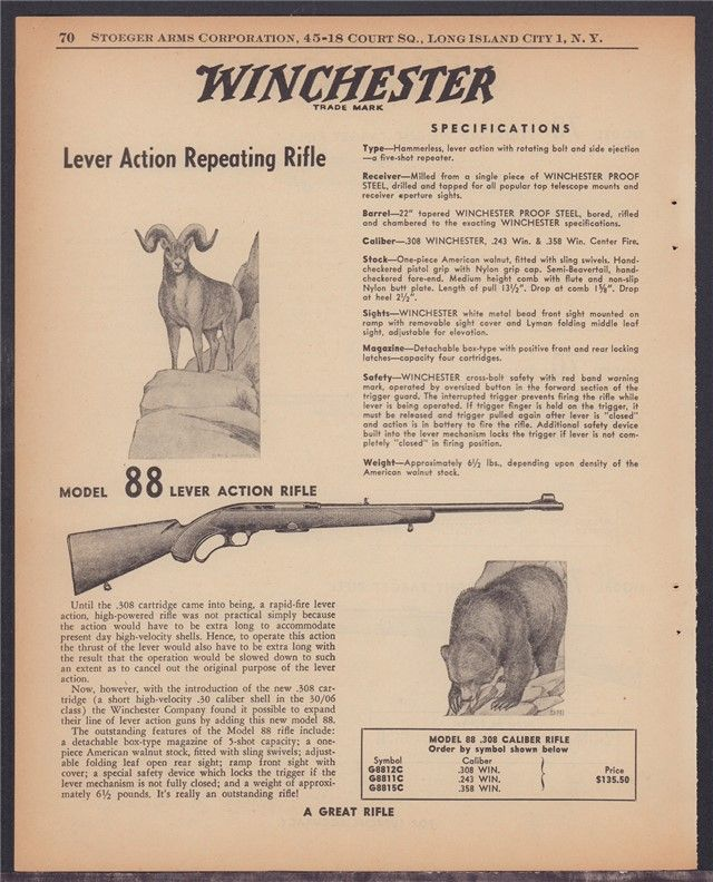 Pin on Other Gun Advertising/Articles