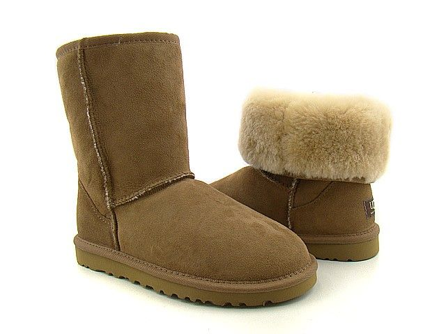 Ugg Classic Short Boots 5825 Chestnut Sale