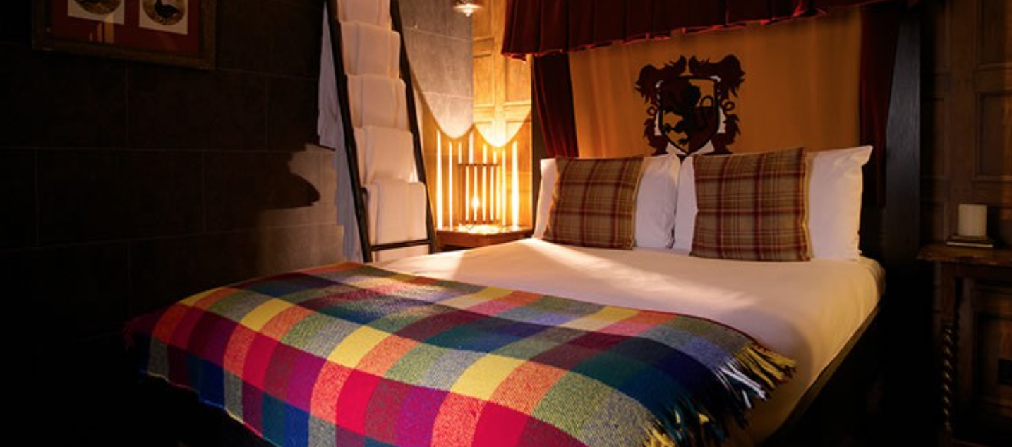 Spend A Night At One Of These Top 5 Unique London Hotels London Hotel Room Georgian House Hotel London Hotels