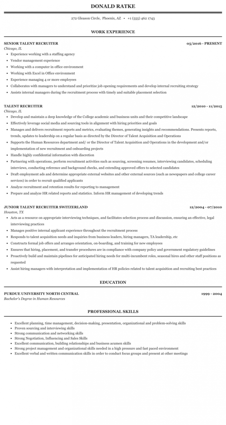 14 Employment Communication Resume And Job Application And Job Interviews