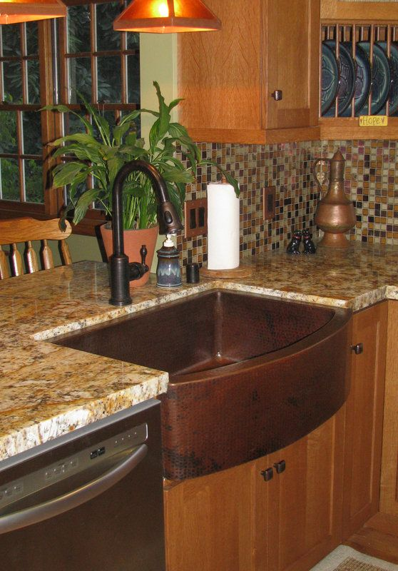 Premier Copper Products Kasrdb33249 With Images Kitchen Sink