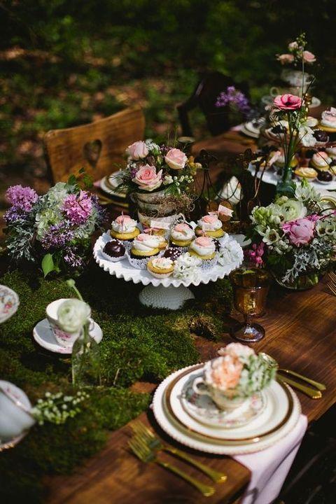 65 Romantic Enchanted Forest Wedding Ideas Fairytale Wedding