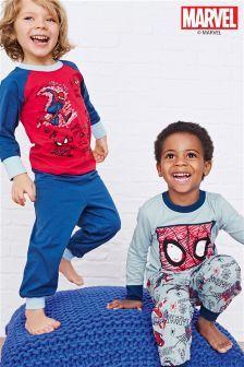 99715aadb Spider-Man™ Pyjamas Two Pack (9mths-8yrs)