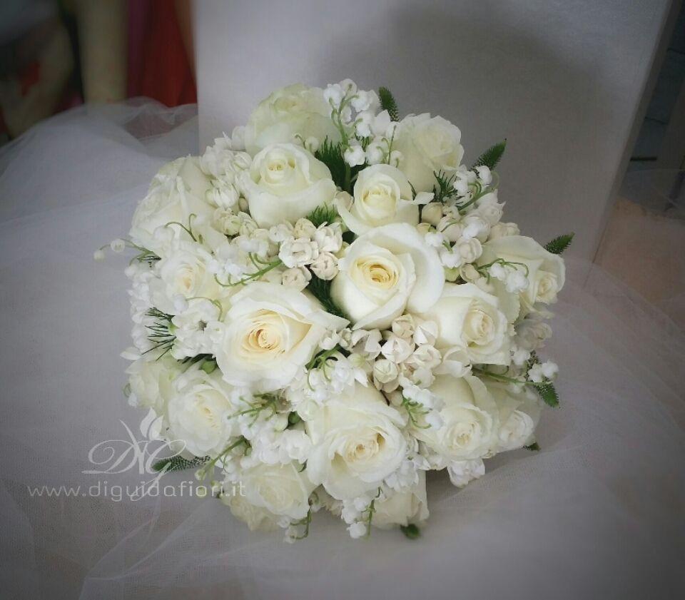 Bouquet Sposa Elegante.Bouquet Da Sposa Elegante E Raffinato Dettagli Per Matrimonio