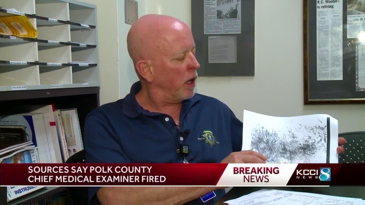Polk County medical examiner loses job, cites 'infighting