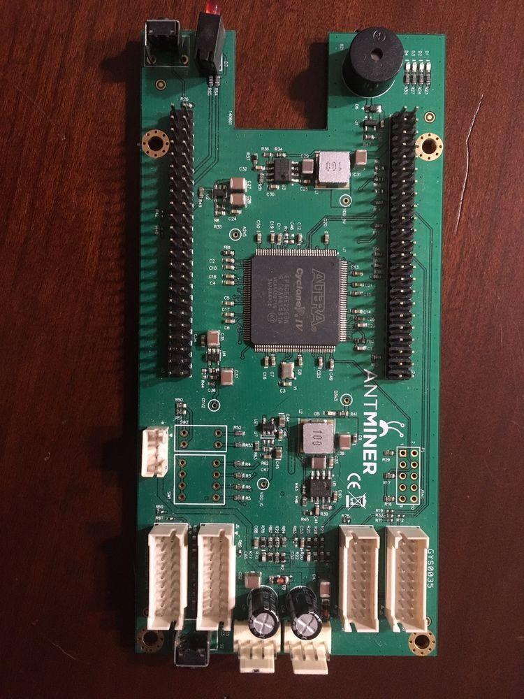 Antminer S5 Data Circuit Board S5 Io Board Bitcoin Miner Parts S5